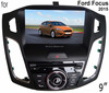 (for Ford Focus 2015): 8 inch Car DVD GPS With RDS/IPOD /FM/BT