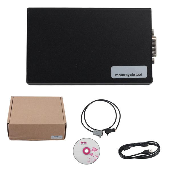 New Arrival OBD Tool for Suzuki Motorcycles Scanner Diagnostic OBD2 OBD Scanner for Suzuki Free Shipping