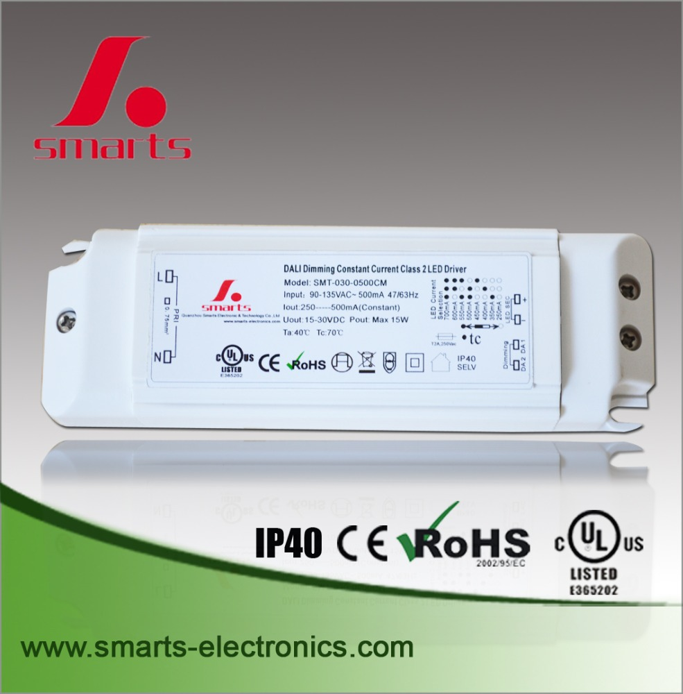 300ma DALI led dimmable driver