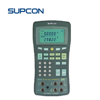 High accuracy multifunction process calibrator as similar as 726