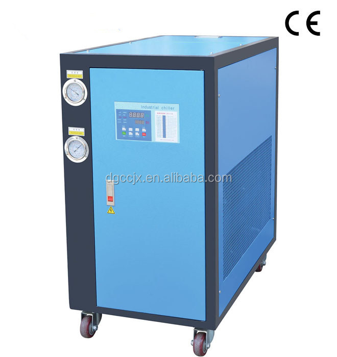 Air conditioner system transport truck air cooling chiller