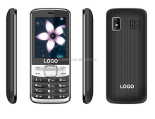 2.4 inch very cheap cost china mobile phone, low price china mobile phone with 1 year warranty