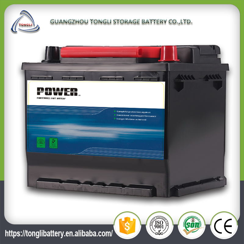 12v maintenance free remote control car battery 36AH cell battery
