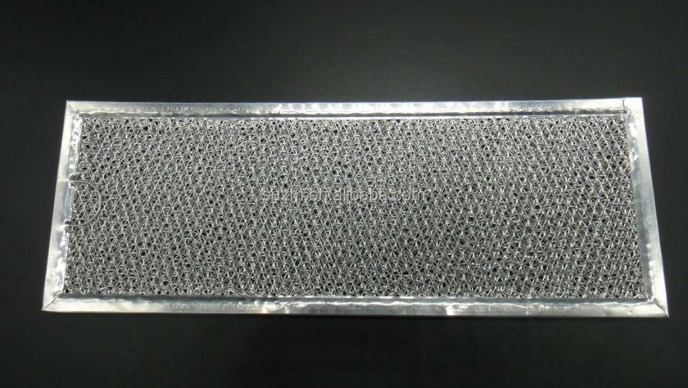 Microwave oven grease odour filter for Frigidaire