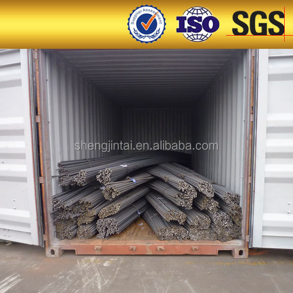Reinforced Steel bar Rebar for construction building material alibaba china