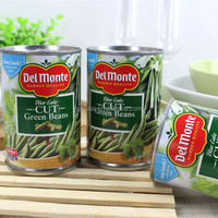 Foods Organic Canned Vegetable Green Beans