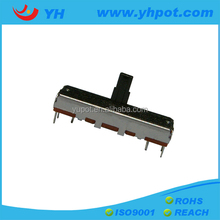 high quality 20mm slide potentiometer alps replacement