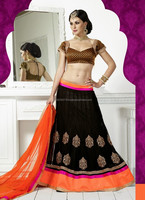 New 2014 Bridal Indian Wedding Lehengas Bollywood Costumes R5239