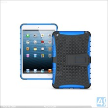 Fashion shockproof case for iPad mini 4 with kickstand case for iPad mini 4
