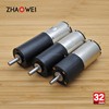 32mm mini plastic gear motor with reduction gearbox for robot