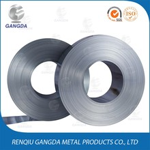 Flexible galvanized steel coil thin iron metal sheet coil for decorative sheet