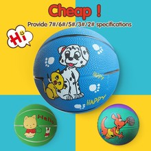 Custom printed promotional toy,basketball ball size 5
