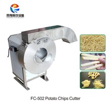 New Condition Commercial Industrial Electric Potato Chipper for sale