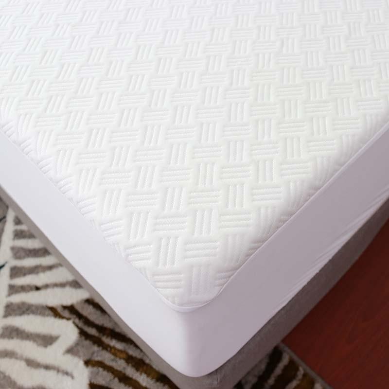 Best selling waterproof hospital allergens perspiration mattress protector - Jozy Mattress   Jozy.net