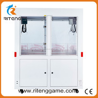 Newest Design High Quality coin acceptor for toy crane machine arcade toy grabbing machine