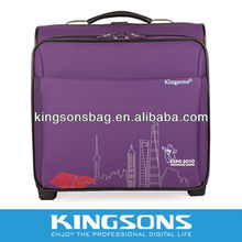 fashion laptop trolley bag for ladies with low price