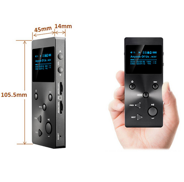 XDUOO X3 Portable High Resolution Lossless Music Player