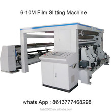 HL Polyester Metalized Film Slitting Machine for PVC BOPP PET