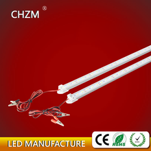 New and Hot 12V T4 LED Tube 6W 8W 10W 16W with line and clip