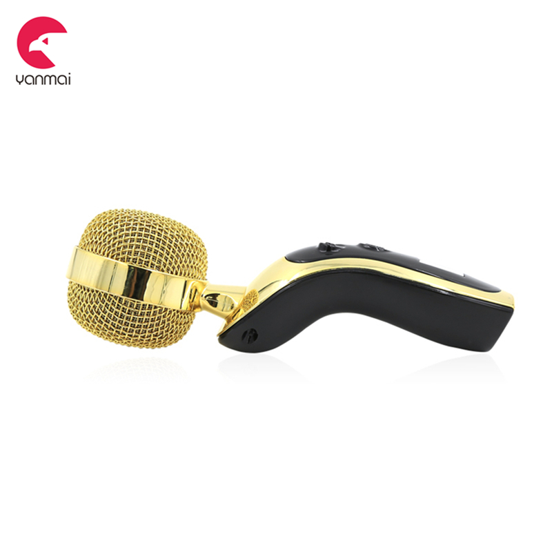 BT-680 MOBILE COMPUTER SING SMALL MINIATURE MICROPHONE YY VOICE KARAOKE VOICE RECORDING MICROPHONE SING K