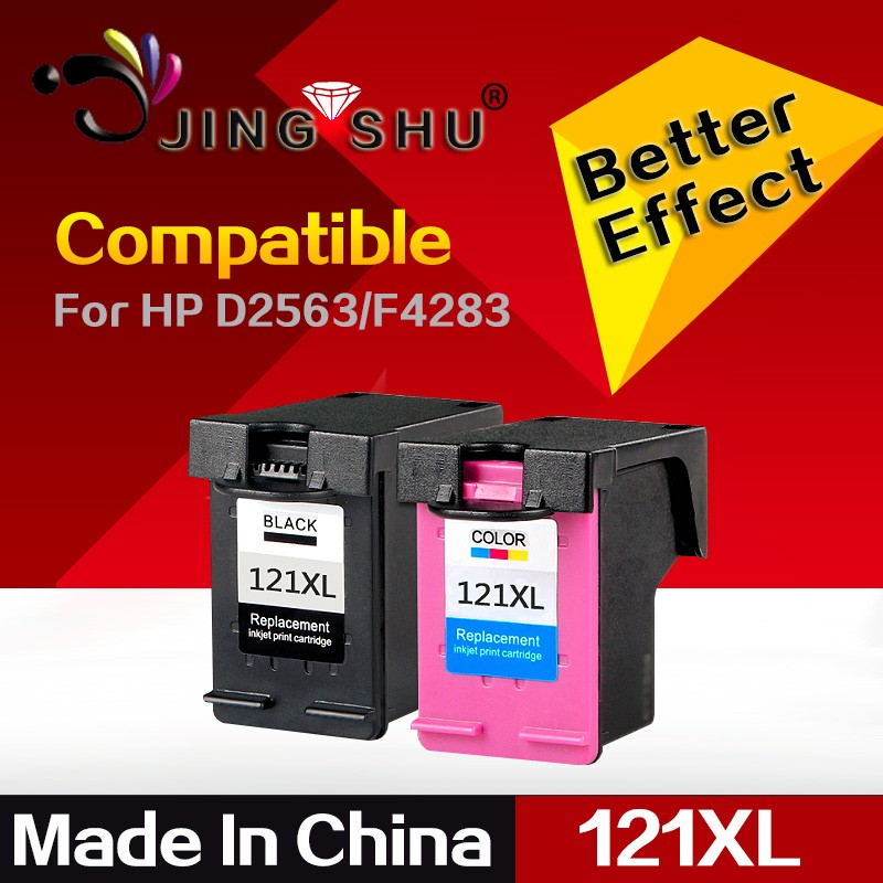 ink cartridge 121 121XL replacement for HP Deskjet D2563 Printer