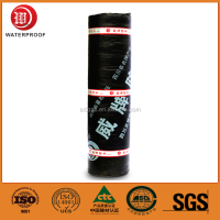 self adhesive modified asphalt roofing felt for underground waterproof