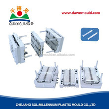 plastic injection mould for disposable syringe