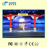 Luxon P4.8mm Indoor led video display for Rental
