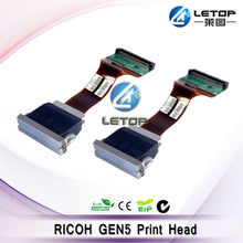 High quality! Advertising digital printer ricoh gen5 brother printer head