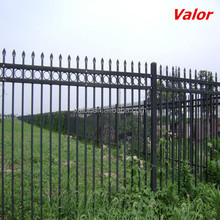 New products 3-6mm wrought iron fence pole for sale