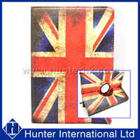 Union Jack Rotating Tablet Case For iPad Air 2