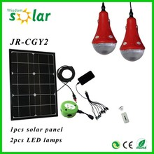 New portable CE solar home lights for indoor/outdoor home 3W solar home light solar home lights with solar panel
