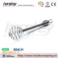 Custom High Quality Food Grade Stainless Steel Ball Shape Egg Whisk Compression Spring