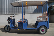 2017 India and Philippinith hot sale auto rickshaws 3 wheeler for passengeres