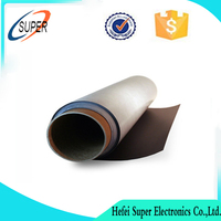 Rubber Magnet Composite and Permanent Type strong rubber magnet rolls/Custom flexible magnet/fridge magnet