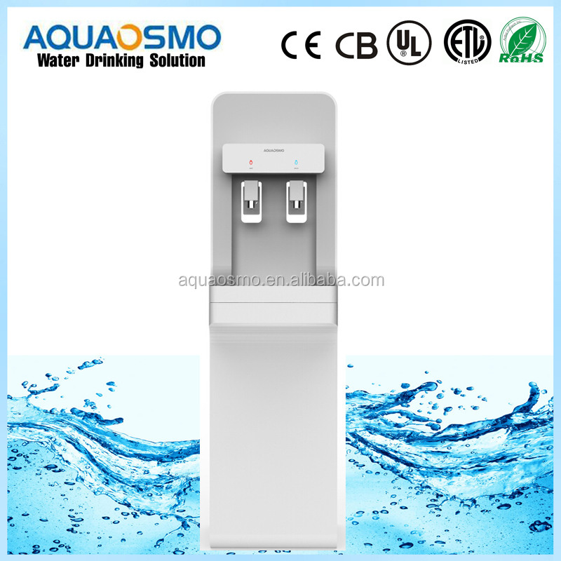 AQUAOSMO Floor standing POU hot and cold water dispenser