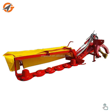 disc hay mower grass cutting machine