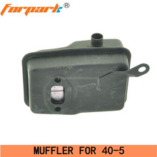 High Performance 430 Brush Cutter Spare Parts Muffler