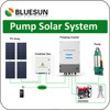 High efficiency Solar System for Farm Pump 9000 watts 9kw Solar Panels Riyadh Dry Port