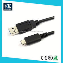 reversible 10gbs usb3.1 type c cable/Mobile phone USB cable