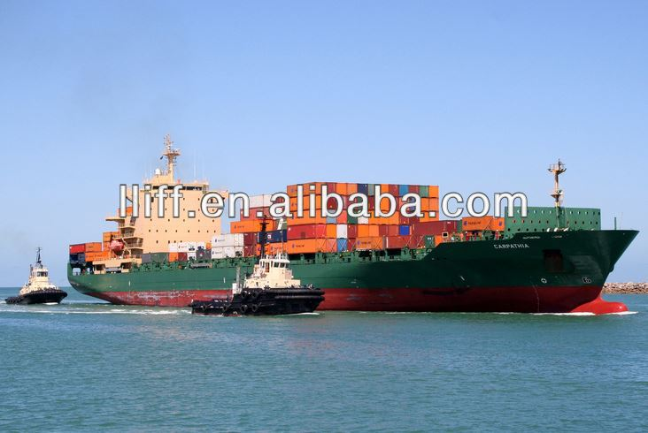 container ship China to Canada USA America Australia France Spain Germany England UK Singapore