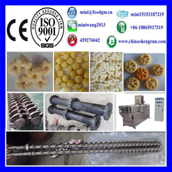 high performance dog food machine /dog food extruder machine/ dog chewing food making machine