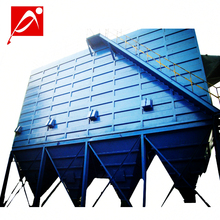 High efficiency dust collection system baghouse for cement line