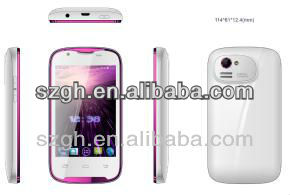 low-end 2G chinese smartphone A109