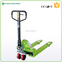 32mm Min Fork Height hand pallet truck