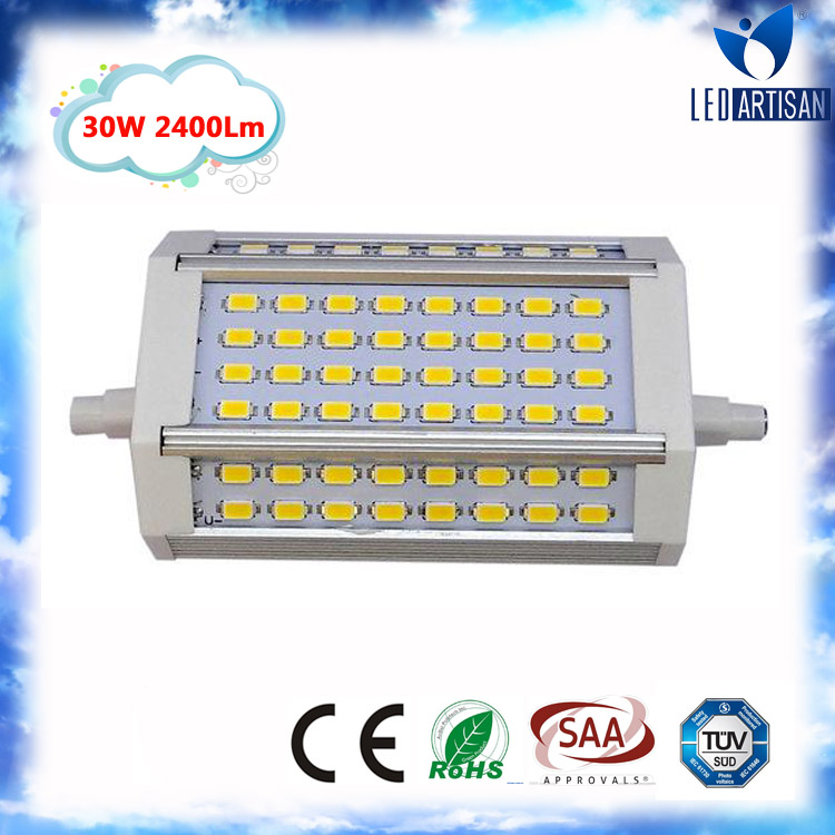 AC85-265V 30W R7S 30w 118mm r7s led Low Price best seller