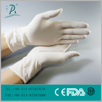 Disposable Cheap Skin Color Latex Medical Examination Gloves Malaysia Price