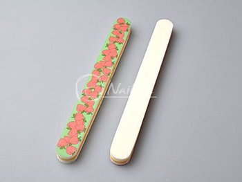 Nail file - Mega sponge file set (Design sponge file) / Korea nail file