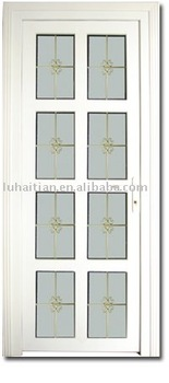 Upvc french door buy door pvc door casement door product for Upvc french doors inward opening