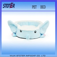Comfortable and durable elephant-like pet bed animal-like dog bed